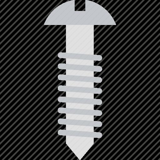 building, construction, screw, tool, work icon