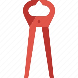 building, construction, plier, tool, work icon