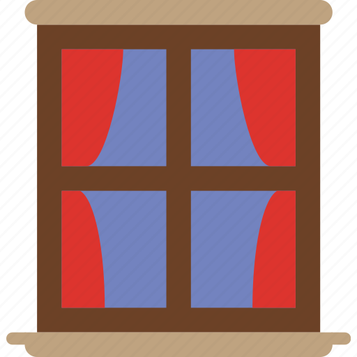 building, construction, tool, window, work icon
