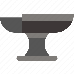 anvil, building, construction, tool, work icon