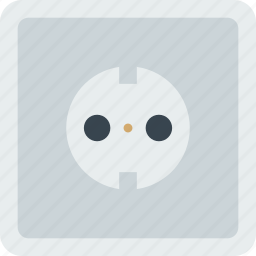 building, construction, eu, socket, tool, work icon
