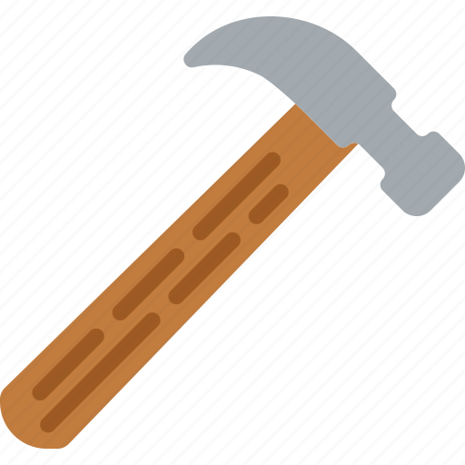 Building, tool, construction, hammer, work icon