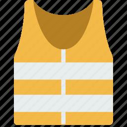 building, construction, tool, vest, work icon