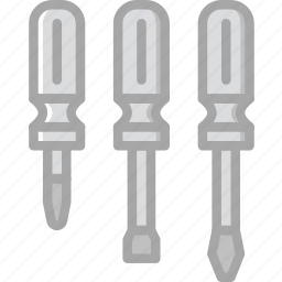 building, construction, screwdrivers, tool, work icon
