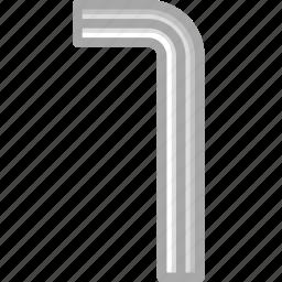 allen, building, construction, tool, work icon