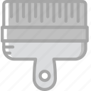 brush, building, construction, tool, work icon