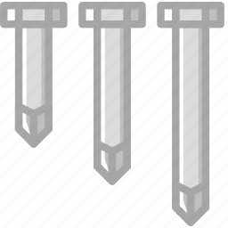 building, construction, screws, tool, work icon