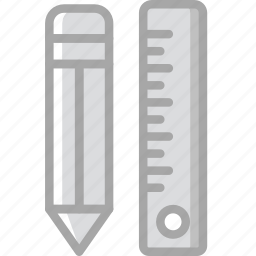 building, construction, drawing, tool, work icon