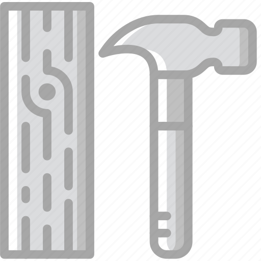 building, construction, tool, wood, work icon