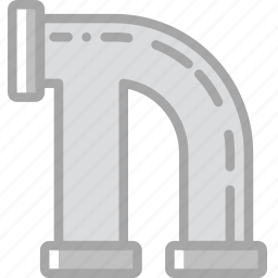 building, construction, pipe, tool, work icon