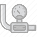 building, construction, pressure, tool, valve, work icon