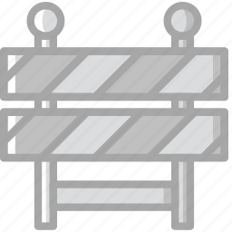 barrier, building, construction, tool, work icon
