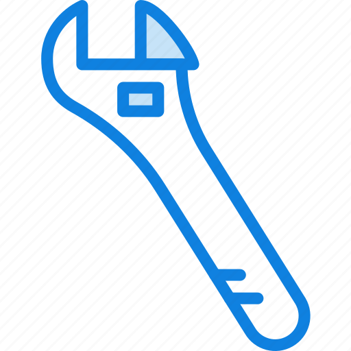 building, construction, tool, work, wrench icon