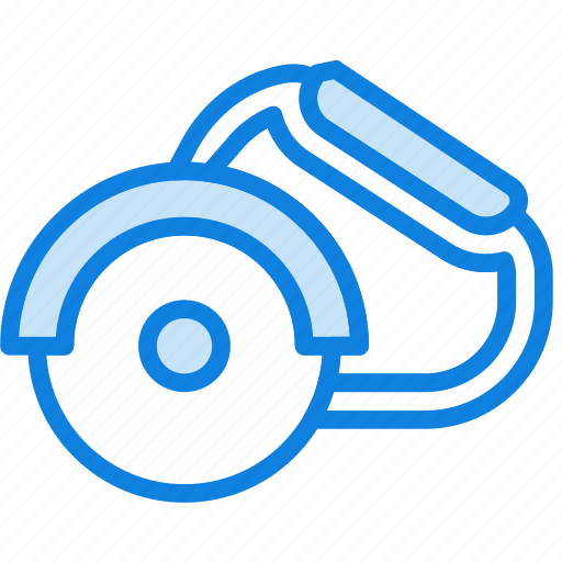 Building, circular, construction, saw, tool, work icon - Download on Iconfinder