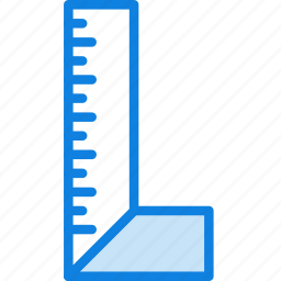 building, construction, suqare, tool, try, work icon