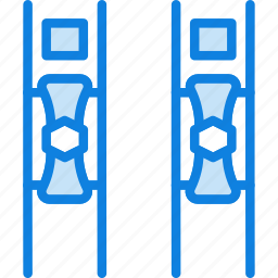 building, construction, open, tool, valve, work icon