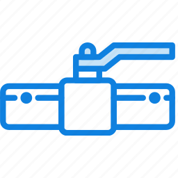 building, construction, tool, valve, work icon