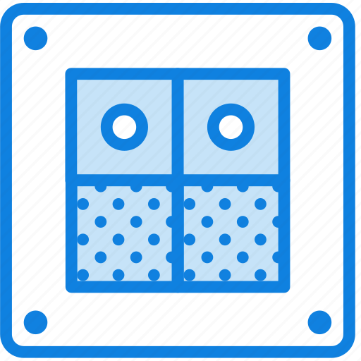 building, construction, dobule, off, switch, tool, work icon