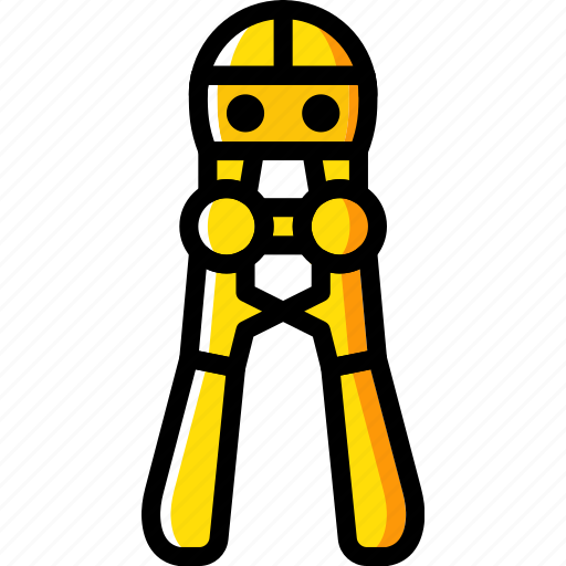Building, construction, crimping, plier, tool, work icon - Download on Iconfinder