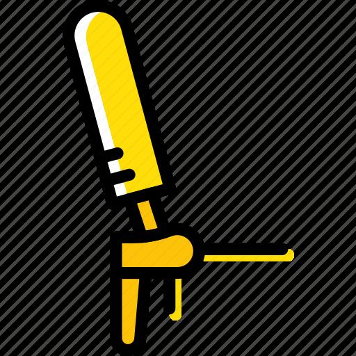 building, construction, gun, paint, tool, work icon
