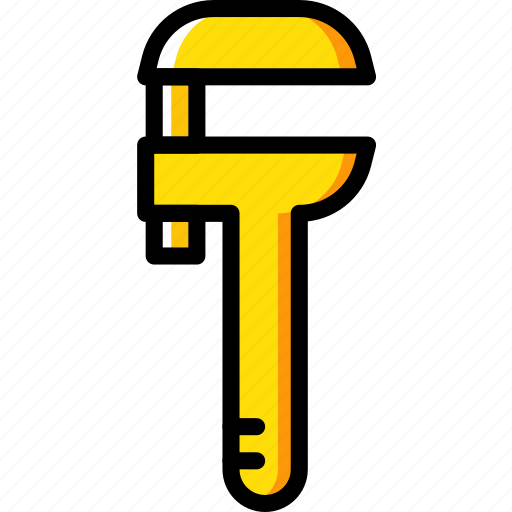 building, construction, french, tool, work, wrench icon