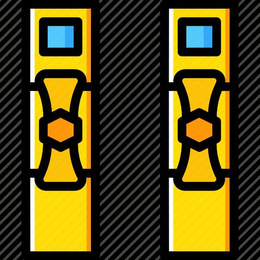 building, construction, open, tool, valve, work icon