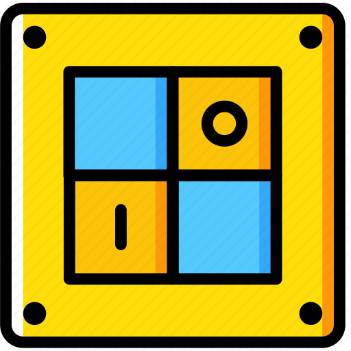 building, construction, double, switch, tool, work icon