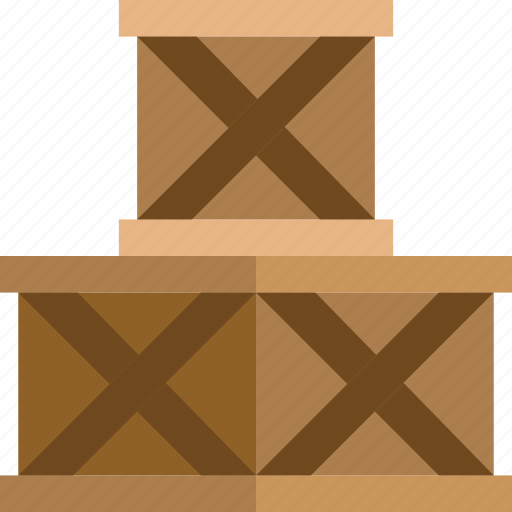 box, deliver, give, shipping, transport icon