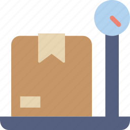 box, counter, delivery, give, shipping, transport icon