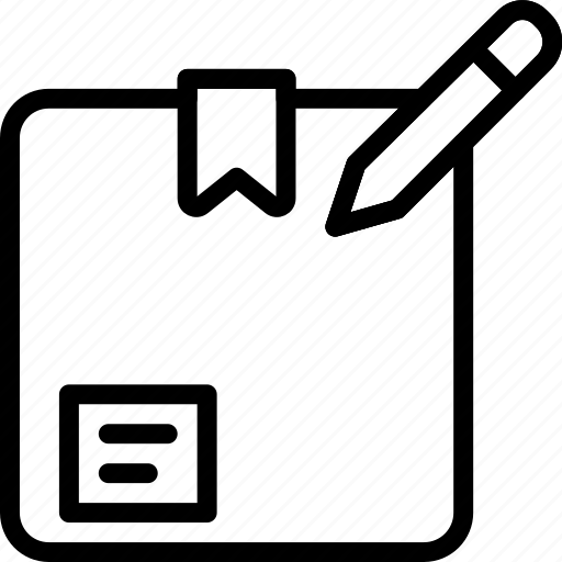 box, delivery, edit, give, shipping, transport icon