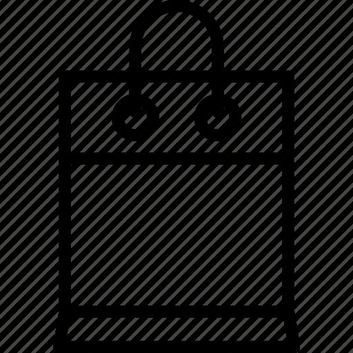 bag, shipping, shop, transport icon