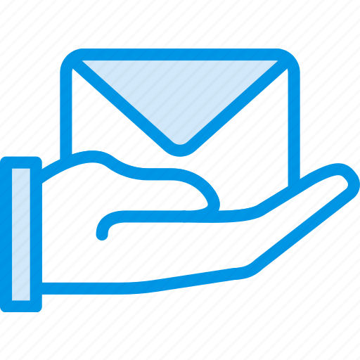 delivery, give, mail, shipping, transport icon