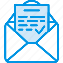 content, give, mail, shipping, transport icon
