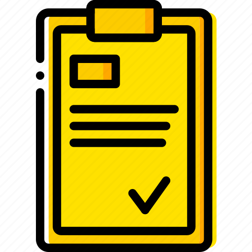 clipboard, note, shipping, transport, write icon