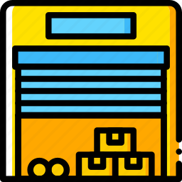 give, shipping, storage, transport icon
