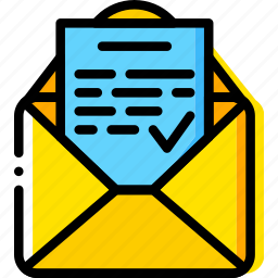 content, give, mail, message, shipping, transport icon