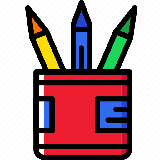 drawing, education, knowledge, learning, study, tools icon