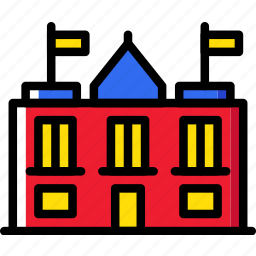 education, knowledge, learning, private, study icon