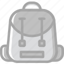 backpack, education, knowledge, learning, study