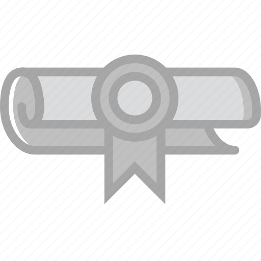 diploma, education, knowledge, learning, study icon