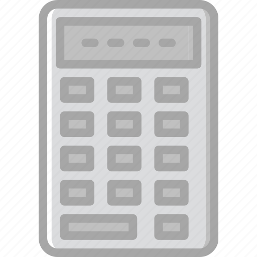 calculator, education, knowledge, learning, study icon
