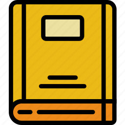education, knowledge, learning, manual, study icon