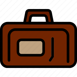 briefcase, education, knowledge, learning, study icon