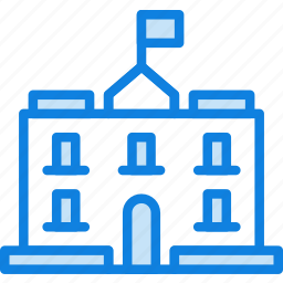 education, knowledge, learning, private, school, study icon