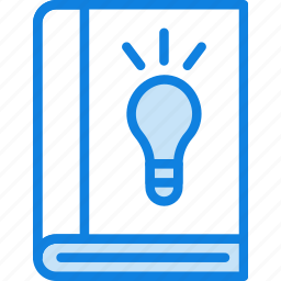 book, education, knowledge, learning, study icon