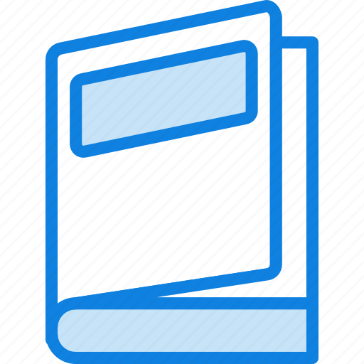 education, knowledge, learning, manual, open, study icon