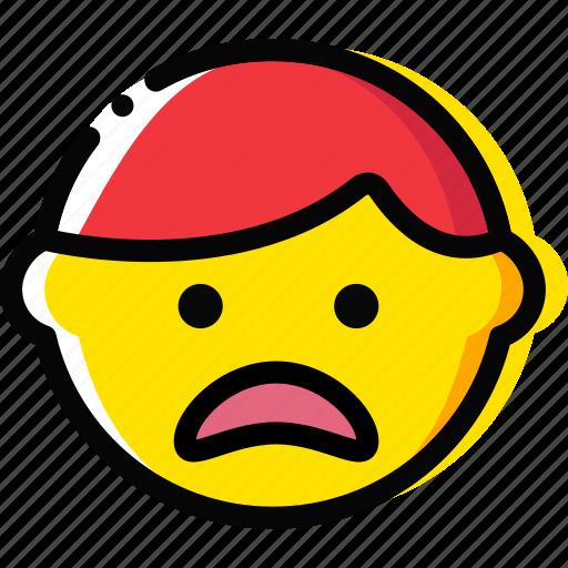 arguing, emoji, emoticon, face icon