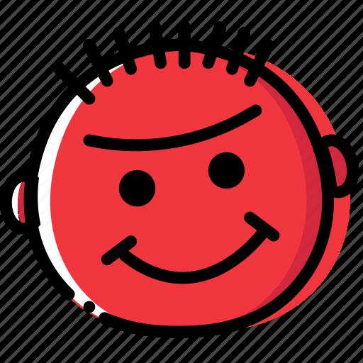 cheeky, emoji, emoticon, face icon