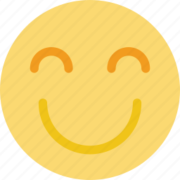 emoji, emoticon, face, happy icon