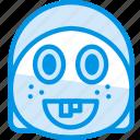 emoji, emoticon, face, ginger